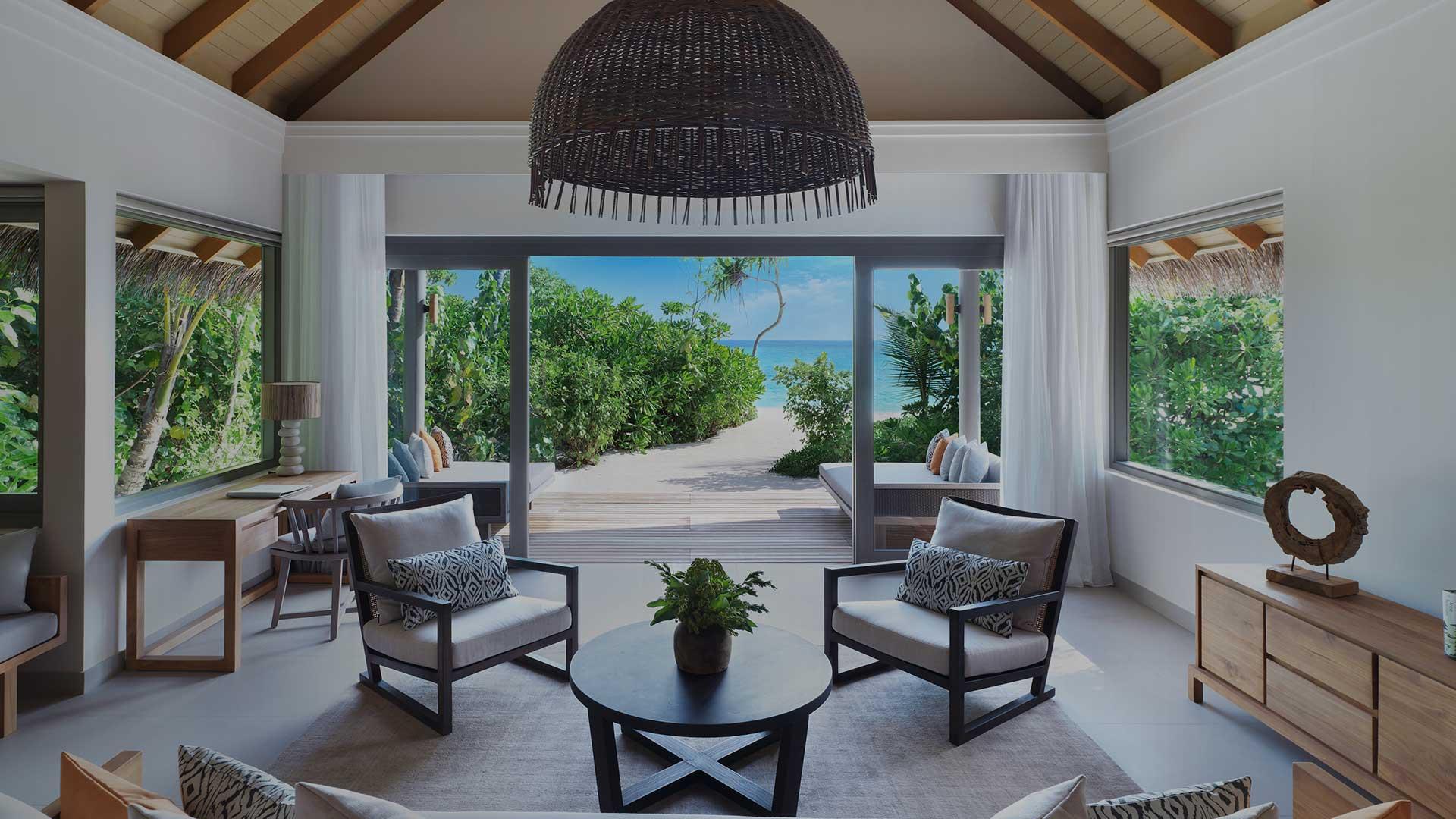 Vakkaru Maldives Retreats with ocean view
