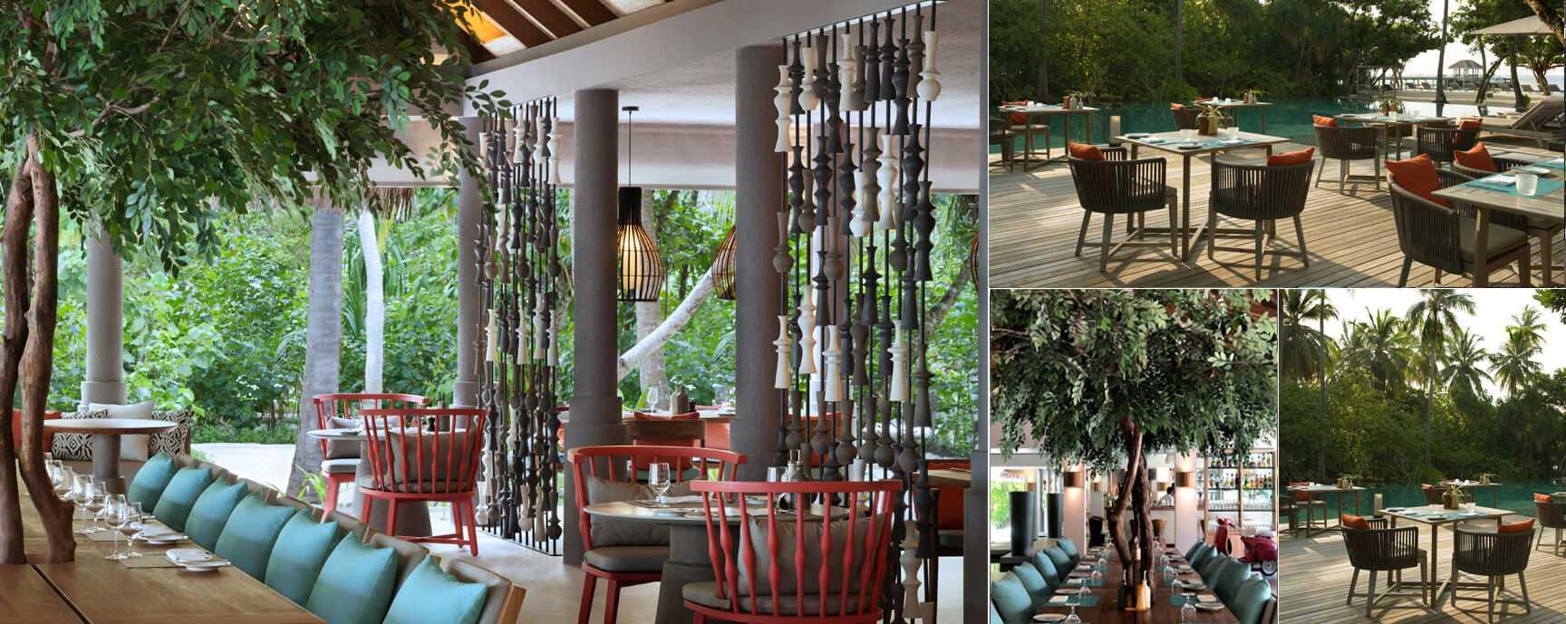 Vakkaru Resort Maldives - Isoletta Restaurant