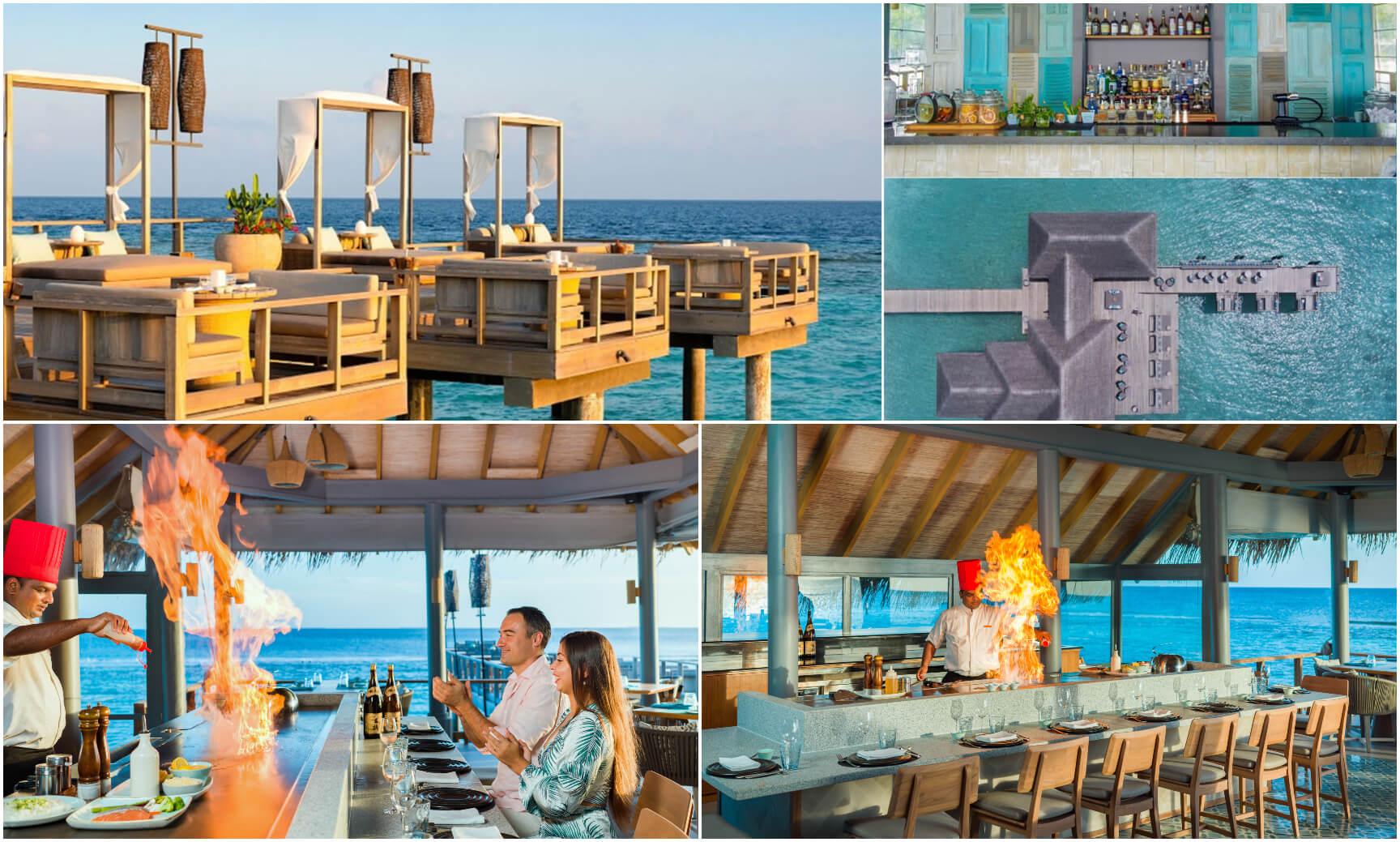 Vakkaru Resort Maldives - Lagoon Bar