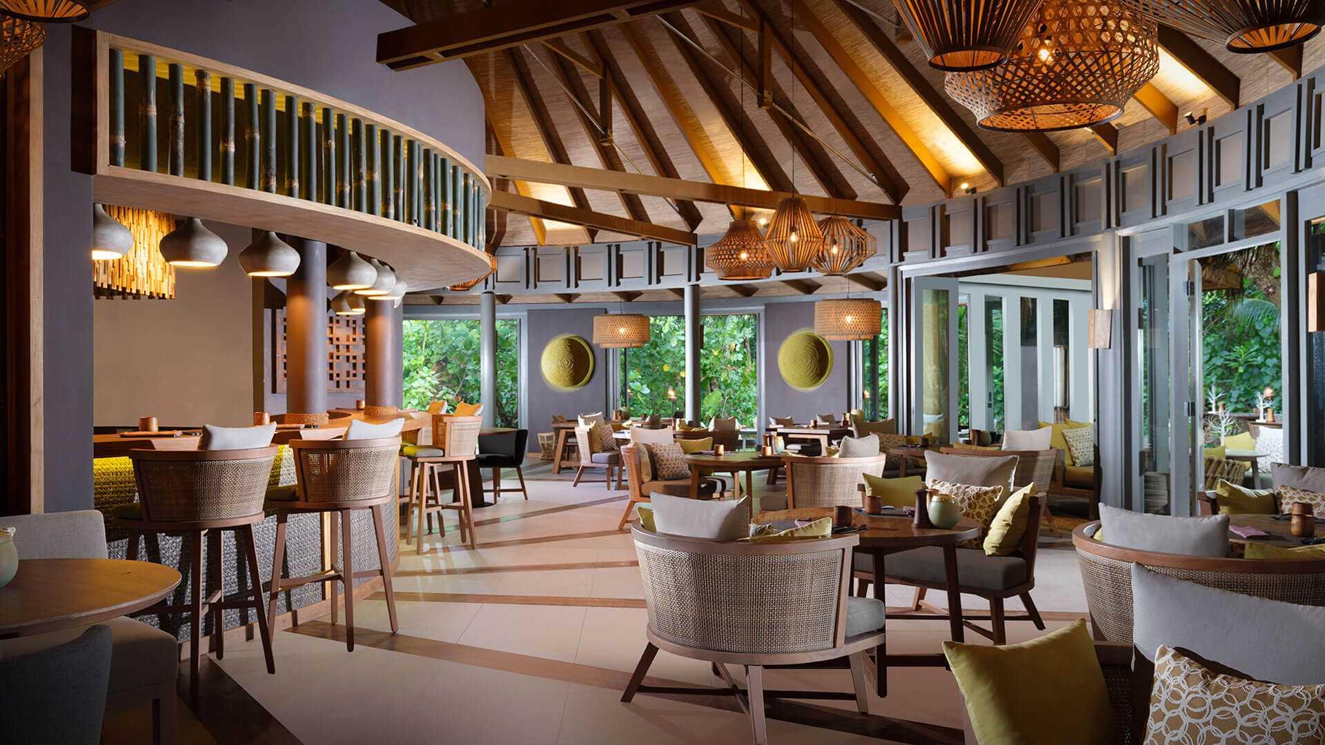 Vakkaru Resort Maldives - Onu Restaurant