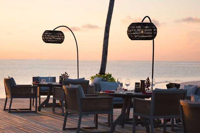 Vakkaru Resort Maldives - Vakku Restaurant