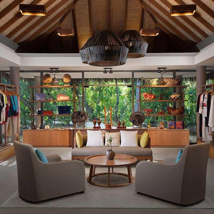 Vakkaru Maldives Sand Boutique's Lounge
