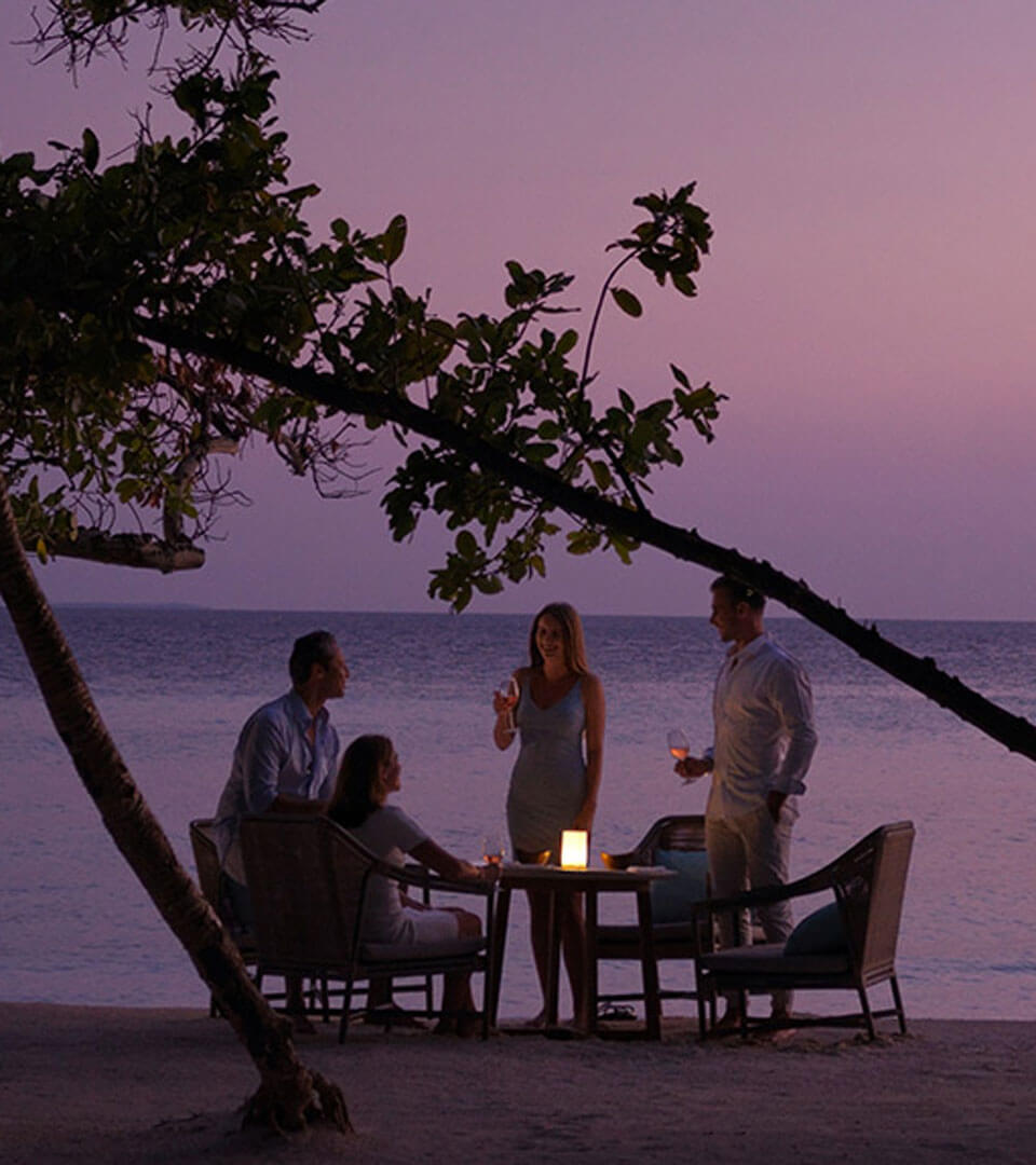 Vakkru Maldives - Destination Dining