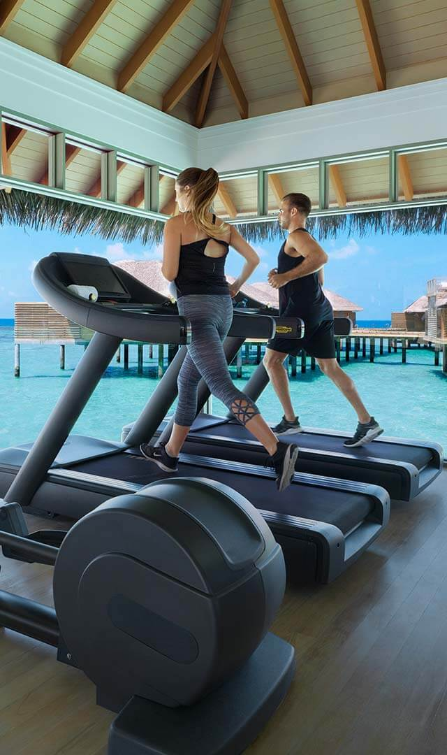 Vakkaru Resort Maldives - Fitness Centre