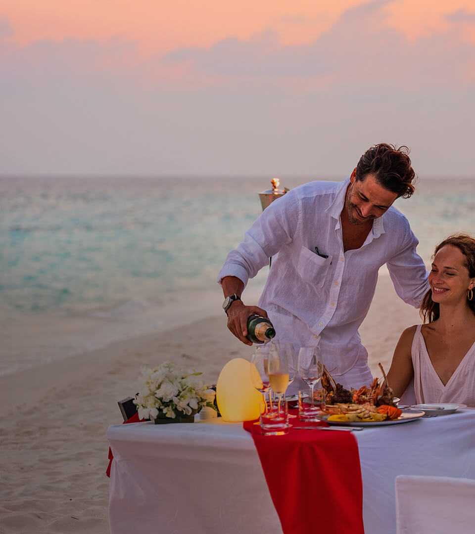 Vakkaru Resort Maldives - Honeymoons
