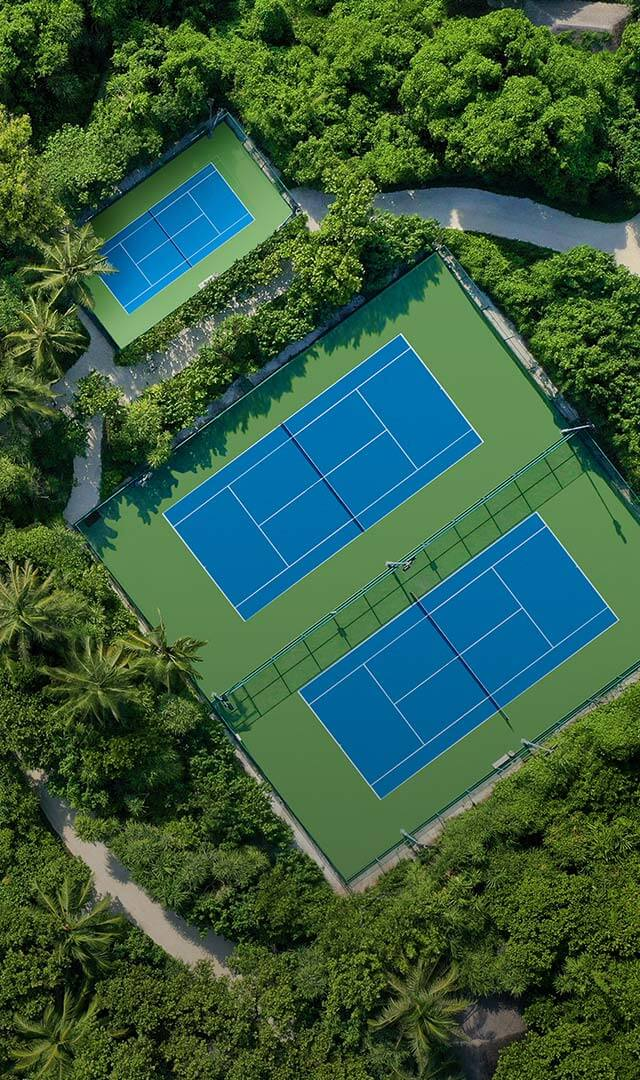 Vakkaru Resort Maldives - Sport Fields