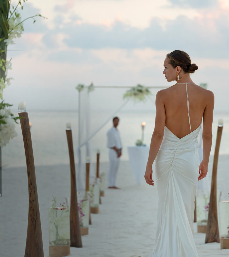 Vakkaru Resort Maldives - Weddings