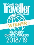 Condé Nast Traveller Middle East Readers' Choice Awards 2019