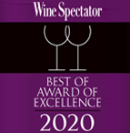 Wine Spectator's Award