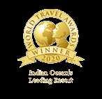 Indian Oceans Leading Resort 2020