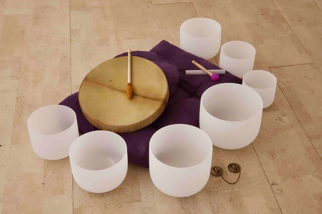 Sound Healing Therapy Equipment