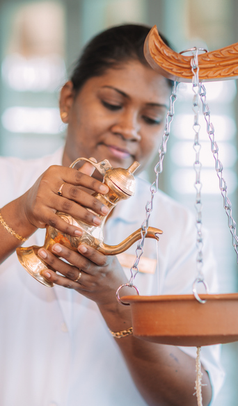 Ayurveda by Siddhalepa at Vakkaru Maldives Merana Spa